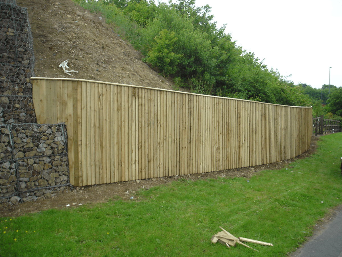 Fencing, Walling and Structure
